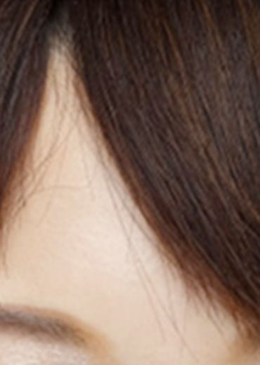ウィッグ 女性前髪
